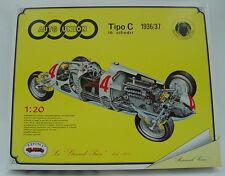 Revival 1:20 - AUTO UNION TIPO C ROSE Meyer F. Porsche-KIT KIT Diecast-NUOVO