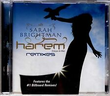 SARAH BRIGHTMAN * HAREM (CANCAO DO MAR) REMIXES * US 4 TRK CD * HTF!