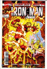 IRON MAN : LE RETOUR DES HEROS    : N°  19     MARVEL FRANCE