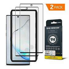 GPEL® Galaxy Note 10 Plus Screen Protector [2 Pack] w/ Applicator, Case Friendly