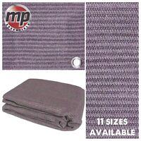 PLUM & GREY Weaved Rot Weatherproof Ground Groundsheet Tent & Awning Carpet Mat