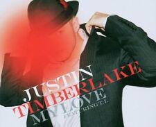 Justin Timberlake My love (2006; 2 versions, feat. T.I.) [Maxi-CD]