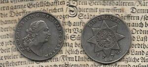 Hessen-Kassel * STERN-TALER 1778 * Friedrich II. --> ss (!)