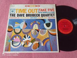 The Dave Brubeck Quartet–Time Out LP Vinyl USA