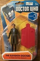Doctor Who. The Eleventh Doctor In Green Coat. Season 6. Wave 3 Figure. BNIB.