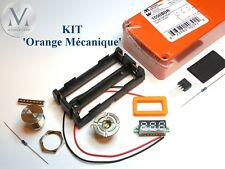 "Kit Box Méca DIY ""Orange Mécanique"" Unregulated Box"