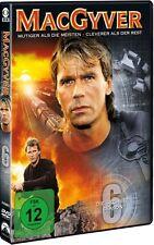 MacGYVER, Season 6 (Richard Dean Anderson) 6 DVDs NEU+OVP