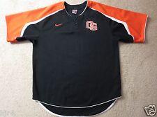 Oregon State Beavers #12 Osu Soccer Nike Game Worn Jersey M medium Med