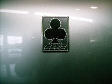 Mazda Miata MX-5 Club Badge Emblem (set of 2) Limited Supply 0000-8R-D27