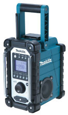 Makita Akku-Baustellenradio DMR107 7,2 - 18 V