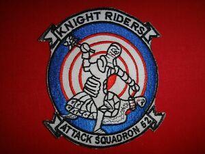 US Navy Attack Squadron VA-52 KNIGHT RIDERS Vietnam War Patch