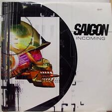 Various Saigon - Incoming 4 LP VG+ SAG LP 001 Vinyl 1998 UK Drum N Bass Rare