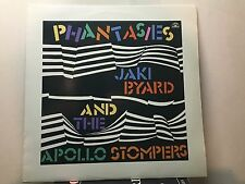 JAKI BYARD - & The Apollo Stompers ~ SOUL NOTE 1075 {nm orig} *1984* w/Jed Levy
