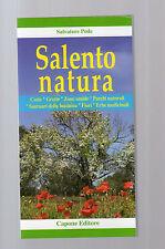 Salento natura - salvatore pede    capone editore