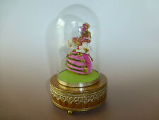 Vintage Reuge Danseur Louis Vuitton Dancing Ballerina Music Box (Watch The Video