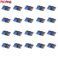 20pcs Adjustable DC-DC Micro USB Step up Module 2-24V 2A Voltage Boost Regulator