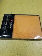 Verbatim 98102 Folio Hex Case for iPad Mini Tangerine