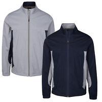Greg Norman Golf Full Zip Men's Weatherknit Rain Jacket - Pick Size & Color