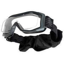 BOLLE Tactical X1000 RX Ballistic prescrizione Airsoft Occhiali Nero Trasparente