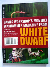 Naine blanche/warhammer visions/numéro 11 décembre 2014