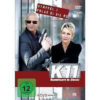 Nicole Drawer - K11 Staffel 1 Folge 61 bis 80 [4 DVDs] (OVP)