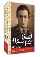 Letters of Ernest Hemingway, Hardcover by Hemingway, Ernest; Spanier, Sandra ...
