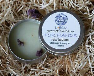Protection Balm with Lavender Oils+vitamin E for Hands.Organic,Multi Skin Care,