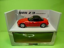 UT MODELS 20408 BMW Z3 ROADSTER 1.9 SOFT - CLOSED TOP - 1:18 - EXCELLENT IN BOX