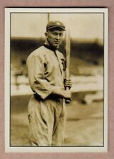Ty Cobb Detroit Tigers signature photo card Plutograph serial number /200