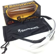 Browning Claybuster Clear Clay Pigeon Shooting Glasses