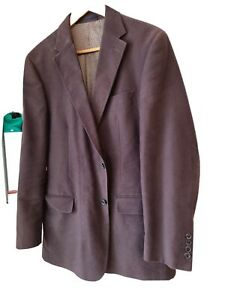 Mens Sports Jacket classic Style in good used condition, Very fine Corduroy