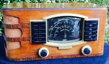 VERY NICE 1942 ZENITH RADIO MODEL 6S632 - WORKS