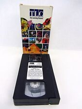 VHS - TLC Learning Channel THE SEVEN WONDERS OF THE WORLD Vol 1 Metropolis 1995