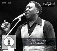 Muddy Waters - Live At Rockpalast (NEW 2CD+2DVD)