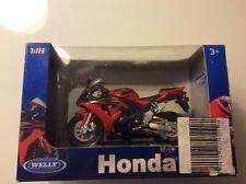Motorradmodell Honda 1:18