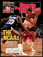 SI: Sports Illustrated March 28, 1988 Mark Macon, Basketball, Temple University