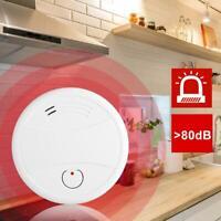 WIFI APP Inalámbrico hogar seguridad detector de humo alarma de incendio sensor