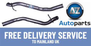 For Ford C Max Focus 1.4 1.6 1.8 2.0 Hatchback MPV 03-12 Rear Tail Pipe FE914P