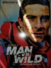 Man vs. Wild: The Complete Second Season DVD