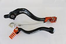 NEW KTM 150SX (2011-2015) FORGED CNC REAR BRAKE PEDAL & GEAR LEVER  -OR0320