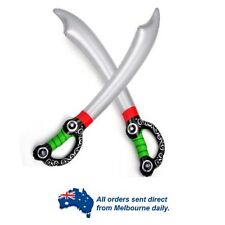 Inflatable Pirates Sword Fancy Dress Party Favours
