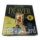 The Twelfth Card by Jeffery Deaver (2008, CD, Abridged) Lincoln Rhyme Series