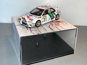RALLY 1/43 TROFEU SUBARU IMPREZA WRC KREMER MONTE CARLO 1988 TRO1106 SOLD OUT