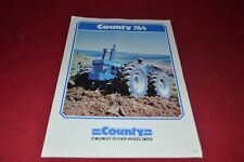 County 764 Tractor Dealers Brochure GDSD7 Ford