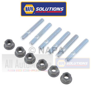 Exhaust Manifold Stud and Nut Kit M10-1.5 x 62mm NAPA