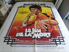 AFFICHE   BRUCE LEE / LE JEU DE LA MORT, game of death