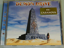 Demon Drive - Heroes - '00 Out of Print cd MINT Casanova Bonfire