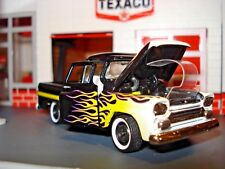 1959 CHEVROLET APACHE FLEETSIDE PICKUP TRUCK LIMITED EDITION 1/64 M2 COOL!