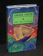 The Wanderer by Sharon Creech - 2000 HarperCollins - 1st w/dj - Newbery award