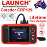Launch CRP129 Code Reader Diagnostic Tool OBD2 Scanner AT ABS SRS EPB ENGINE